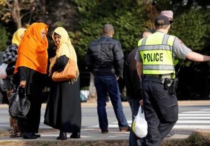 في أول أيام عيد الأضحى.. إحراق مسجد في أمريكا