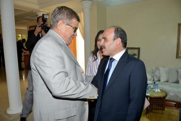 العماري يستعرض بالملتقـــى الدبلوماسي واقع المشهد السياسي المغربي وآفاق البام في استحقاقات 7 أكتوبر