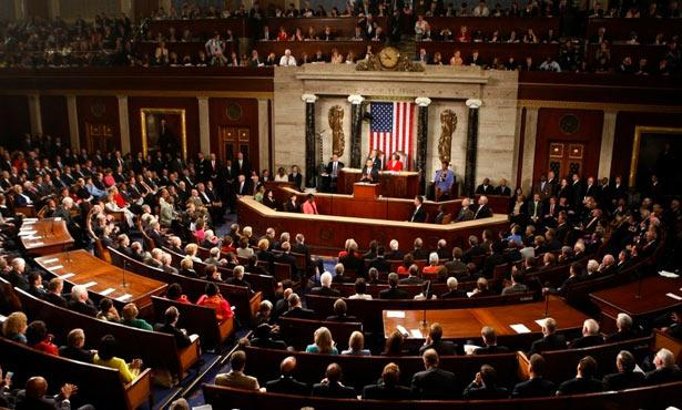 """الكونغرس الأمريكي يشيد بالخطاب الملكي """"الرائع"""" و""""الاستثنائي"""" في الذكرى الـ63 لثورة الملك والشعب"""