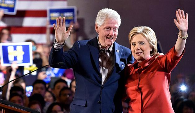 الرئيسة و السيد الأول .. على أبواب البيت الأبيض وموعد مع التاريخ