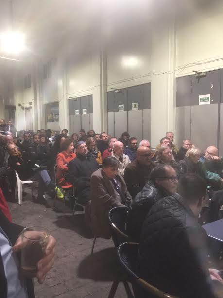 حصيلة إيجابية و مجهودات جبارة لجمعية ستاليم  بالعاصمة  البلجيكية بروكسيل لتجار منطقة ستالين كراد و موريس ليمونييه و النواحي.