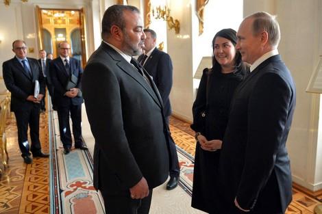 مشاورات روسية مغربية حول مسائل تطوير الحوار الثنائي في مجال الأمن