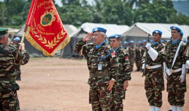 مقتل عسكريين مغربيين وجرح آخر يعملون ضمن بعثة الأمم المتحدة في هجوم مسلح بجمهورية إفريقيا الوسطى