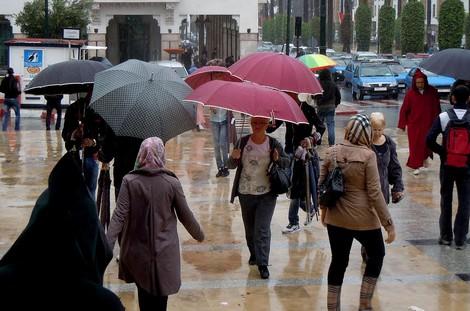 نشرة خاصة : برد قارس و أمطار و رياح قوية مع تساقطات ثلجية بهذه المناطق