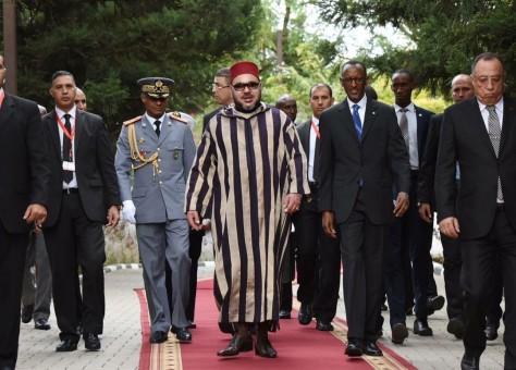 بالفيديو : المغرب – إفريقيا .. الجولات المكوكية لجلالة الملك (هذه نتائجها)