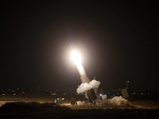 عاجل : داعش يطلق أولى صواريخه على إسرائيل