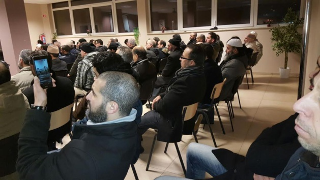 معهد جسر الأمانة لتحفيظ القرآن و تدريس علومه بأنفرس ينظم ندوة علمية مهمة.