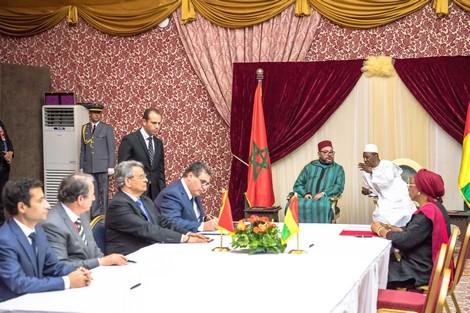 """هؤلاء """"سفراء"""" الدبلوماسية الاقتصادية الملكية في بلدان إفريقيا"""