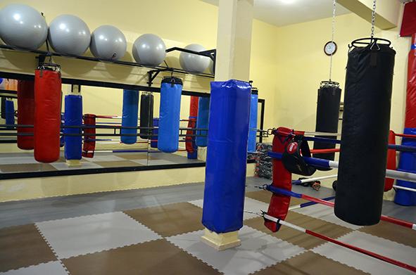 """""""يزيد كلابيلي : افتتاح نادي لحبيب كلابيلي للملاكمة إضافة جديدة للرياضة الفردية، خاصة أنها موجودة، ولكن لم تأخذ حقها الكامل."""