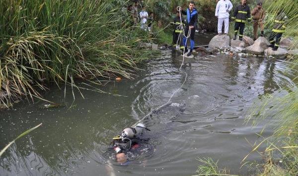 مؤلم...غرق طفلين ببركة مائية لمقلع أجور مهجور