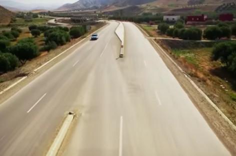 أشغال إنجاز المقطع الطرقي باينتي – قاسطة تنطلق قريبا