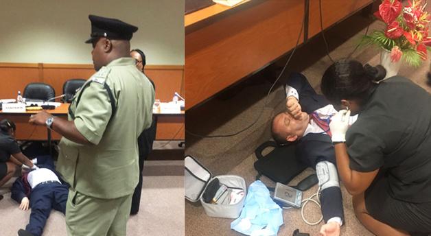 وقاحة : ديبلوماسي جزائري يعتدي على ديبلوماسي مغربي جسديًا بسبب البوليساريو