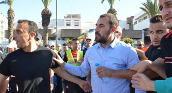 اعتقالات الحسيمة تبلغ 28 شخصا ، ضمنهم إبنا عم ناصر الزفزافي و محسن فكري (اللائحة الكاملة) :
