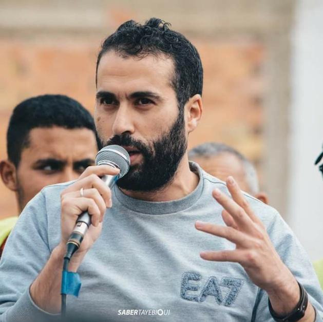 """خليفة الزفزافي """"نبيل أحمجيق"""" يخرج عن صمته ويتحدث عن الحراك والدولة"""