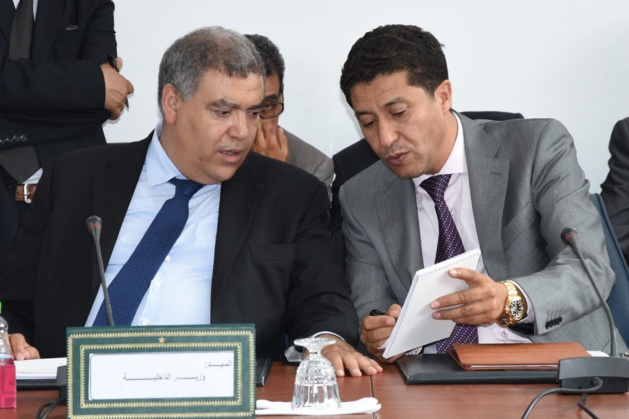 السيد رئيس مجلس جهة الشرق يلتزم بتنفيذ المشاريع المبرمجة لفائدة اقليمي الناظور والدريوش