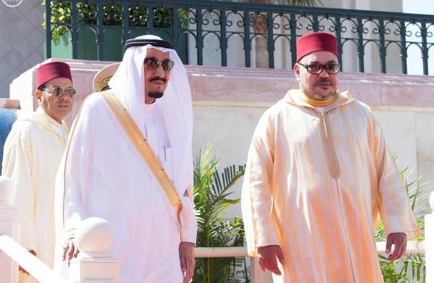 جهود جلالة الملك لإنهاء أزمة الخليج تصل السعودية
