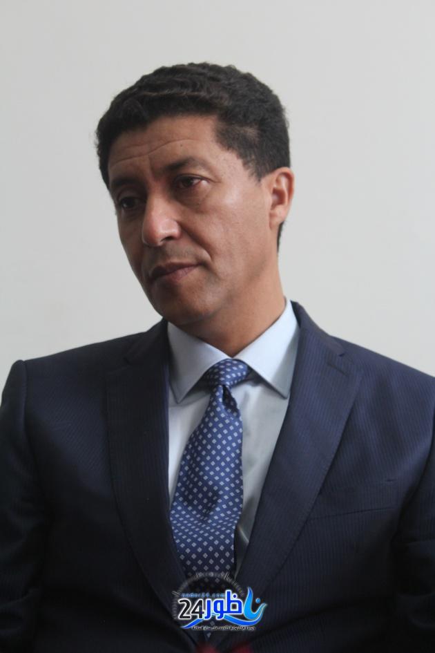 الأعرج يشرف على تنصيب محمد رشدي عاملا جديدا لإقليم الدريوش ويثني على مجهودات جمال خلوق