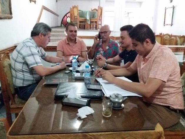"""الإذاعة الأمازيغية تسلّط الأضواء عن إستعدادات تنظيم الحدث البيئي """" الأسبوع الأخضر"""" بالناظور"""