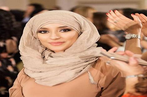 حنان بومديني.. مغربيـــــــة تتألق في سماء عالم التجميل بأوروبا