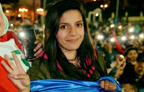 سيليا تشكر المغاربة و تأكد ان الريف جزء لا يتجزء من الوطن