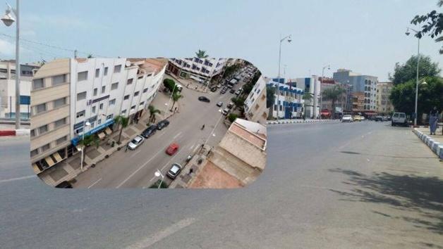 خطير: الروينة والسيبة في شوارع الناظور التي أصبحت معروفة بالفوضى والمسؤولين في خبر كان ؟