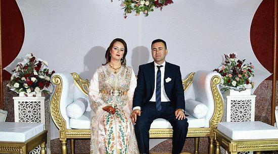 تهنئة:الزميل الحموتي محمد يدخل القفص الذهبي في حفل زفاف بهيج