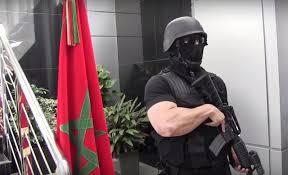 عاجل : اف بي ي المغرب تلقي القبض على احد الاشخاص بترقاع له علاقة بمنفذي عملية برشلونة الارهابية