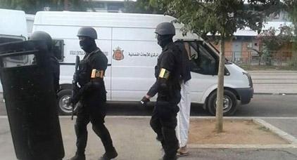 إف بي أي المغرب يحجز مواد خطيرة بمدينة الناظور,وهذه هي التفاصيل الكاملة