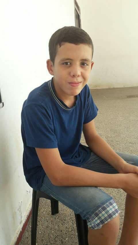 """بالصورة:14 سنة عمر أصغر معتقل في """"الحراك"""" متواجد بالناظور..والمحكمة ترفض قضاءه العيد مع أسرته"""