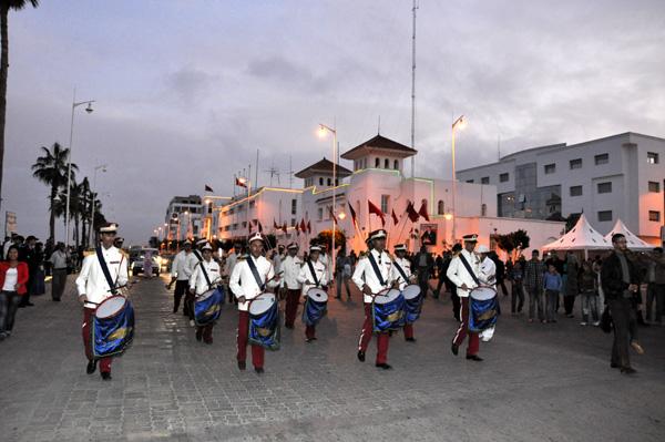 الناظور: احتفاء شعبي بمناسبة عيد الاستقلال