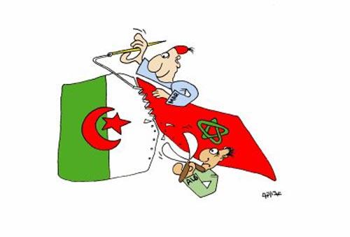 ودّ واحترام لأشقائنا في المغرب