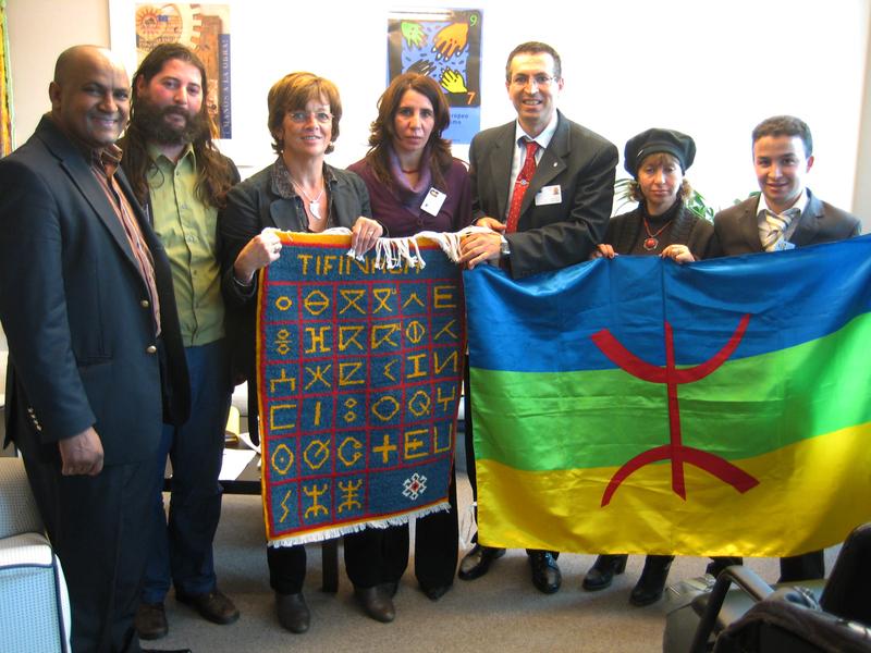 """أمازيغ يطالبون بـ """"الحماية"""" من لجنة تحقيق أوروبية"""