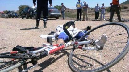 أمن الناظور يوقف شخصين قاما بسرقة دراج إسباني وضربه