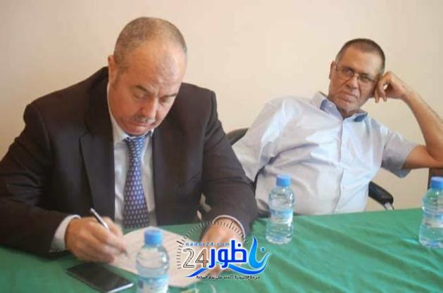 بالفيديوا والصور:مجلس جماعة وردانة يعقد دورته العادية لشهر أكتوبر وسط مشادات كلامية