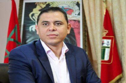 مجعيط يخرج رسميا من جلباب حوليش و يشرح سبب رفضه ميزانية بلدية الناظور