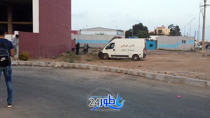 شاهد بالصور:دوريات أمنية مشددة بالناظور تسفر عن توقيف العديد من المشبوهين فيهم