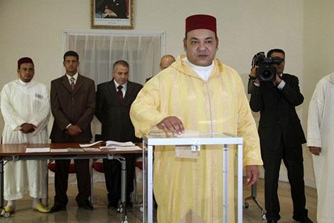 الاصلاحات الدستورية التي قام بها المغرب مكنت المملكة من تعزيز المسلسل الديمقراطي
