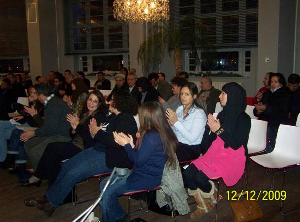 الملتقى الثاني للهجرة المنظم  بأمستردام