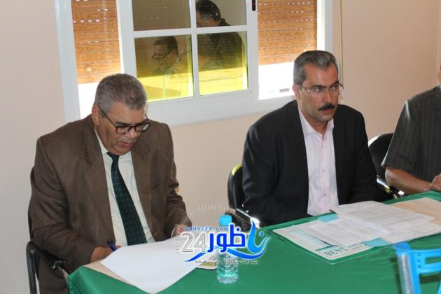 بالصور:مجلس وردانة يعقد الجلسة الثانية من دورة أكتوبر وسط تراشق بالتهم و الألفاظ