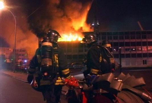حريق ينال من أسرة ناظورية قاطنة بفرنسا