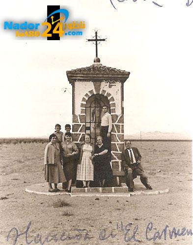 الناظور والنواحي في صور تاريخية لإسبان عمّروا بها
