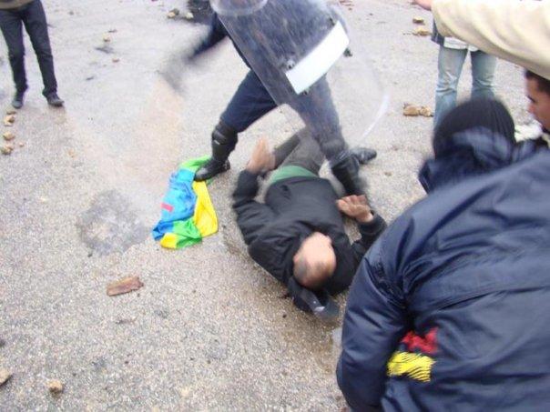 حملة تضامن دولية لوقف الاضطهاد وإطلاق سراح أمازيغ