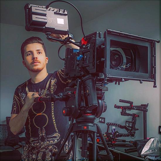 أحمد حماس.. ناظوري يبدع في المؤثرات البصرية واخراج الأفلام الثلاثية الأبعاد صنع لنفسه اسما وسط كبار المجال