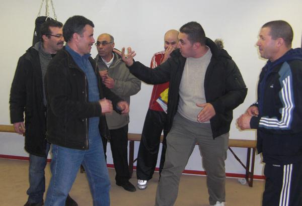 أياد مغربية ريفية تصنع الأبطال بستراسبورغ