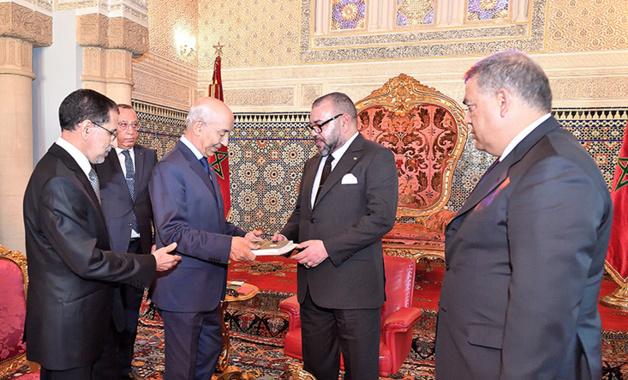 زلزال يهز ولايات وعمالات و أقاليم المغرب