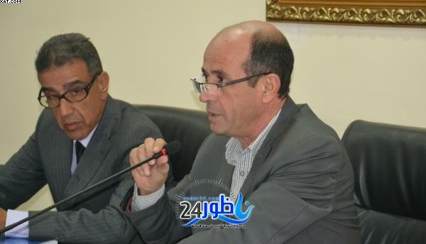 المعارضة تفاجأ رئيس الدريوش و تصوّت برفض مشروع الميزانية وتتهمه بالتحايل على القانون