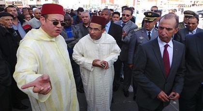 """هكذا ورد إسم """"عالي الهمة"""" في محاضر التحقيق مع ناصر الزفزافي"""