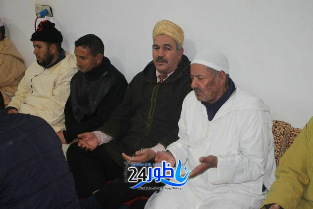 شاهد بالصور:وسط أجواء روحانية...الزاوية العلوية ببن طيّب تحتفل بعيد المولد النبوي الشريف
