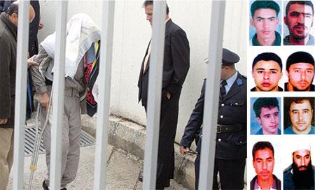 إرجاء النظر في ملف الفارين من سجن القنيطرة