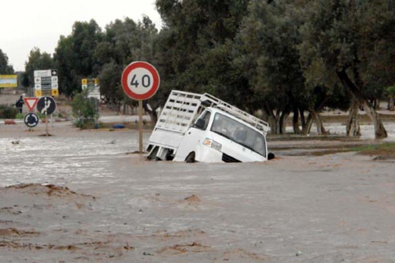 رصد ملايين الدرهم لوقاية الحسيمة من الفيضانات